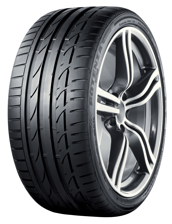 Шины Bridgestone Potenza S001 235/35 R19 91Y
