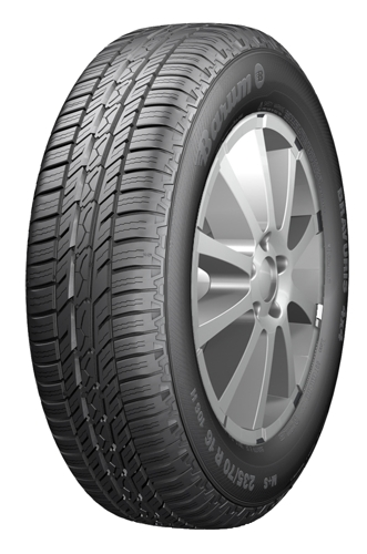 Шины Barum Bravuris 4X4 225/65 R17 102H
