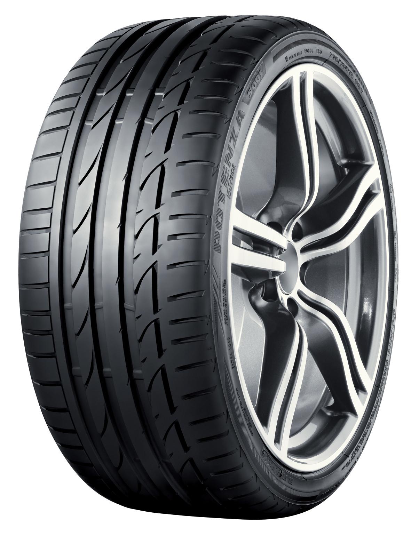 Шины Bridgestone Potenza S001 245/40 R20 95Y