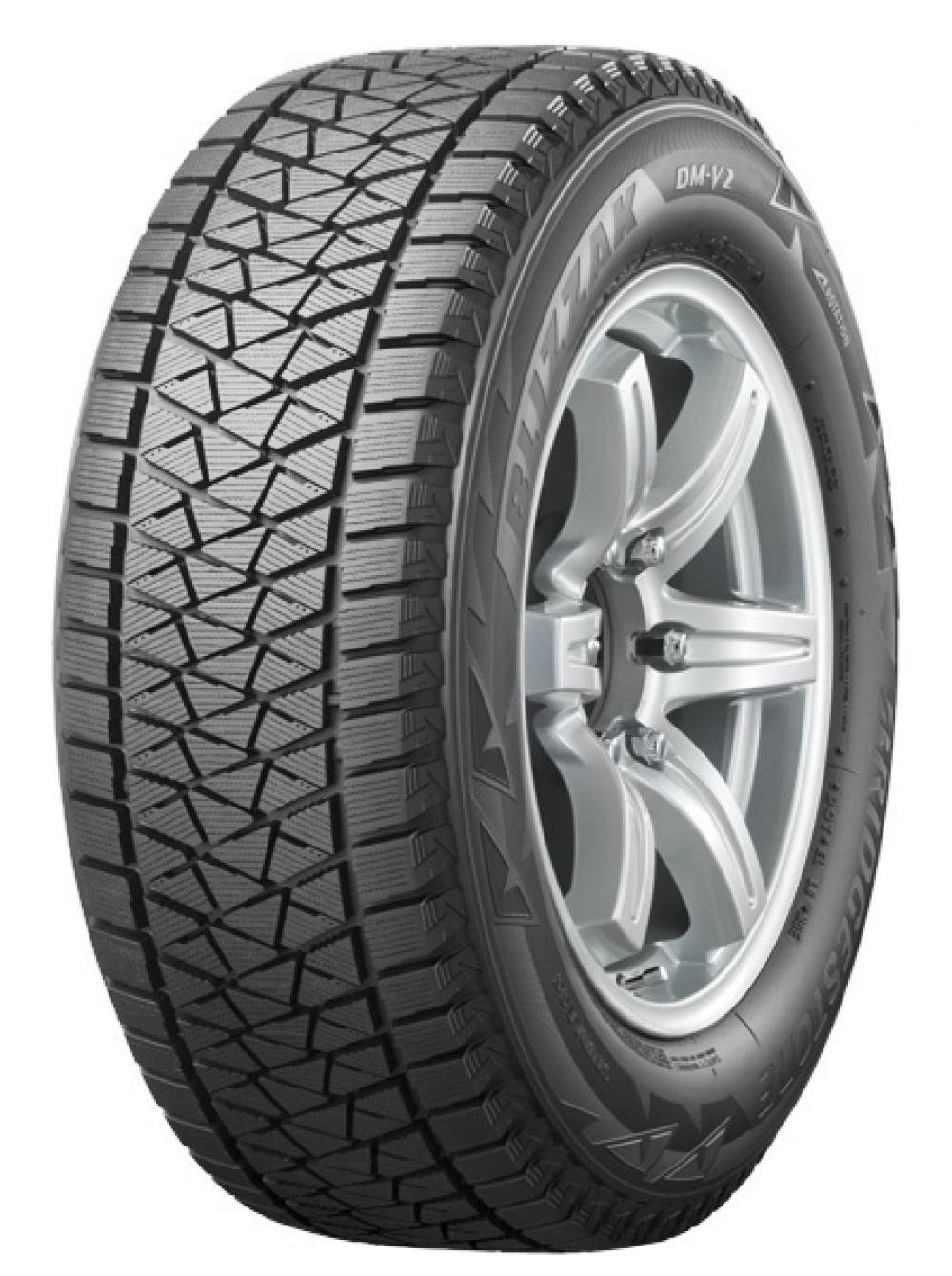 Шины Bridgestone Blizzak DM-V2 225/55 R18 98T